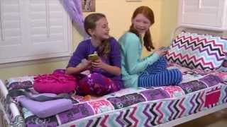 "The Official ""As Seen on TV"" Zipit Bedding Commercial :120"
