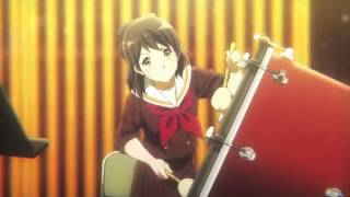 Hibike! Euphonium HD Sound- Last song EPISODE 13 !
