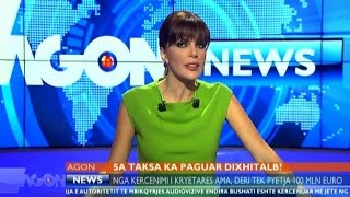 La Ventura per debutto di Agon Channel, tv italiana dall'Albania