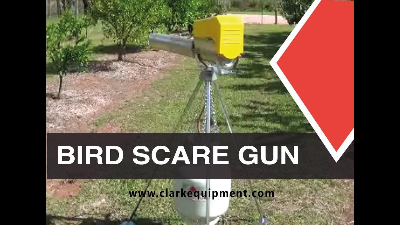 Zon Bird Scare Guns