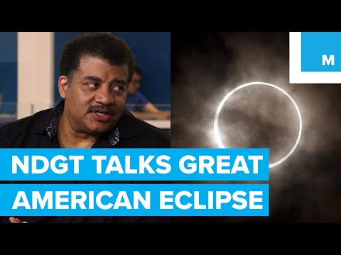 Neil deGrasse Tyson on all things Great American Eclipse