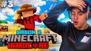 JE PARS EN EXPLORATION ! 🤠 (Aventure Minecraft #3)