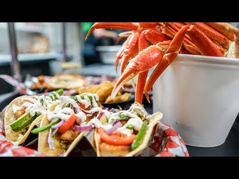 Waterfront Dining And Fresh Seafood At Seafood Atlantic