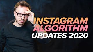Instagram Algorithm Updates 2020 | IGTV GOODBYE, PHOTOSHOPPERS TOO