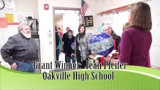 OHS Mehlville Oakville Foundation Mini Grant Prize Patrol Jean Pfeifer Thumbnail