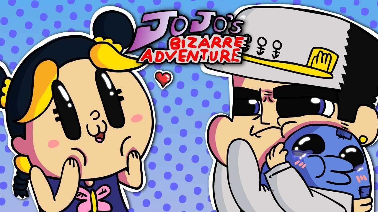 Jotaro And Jolynes Bizarre Adventure Youtube