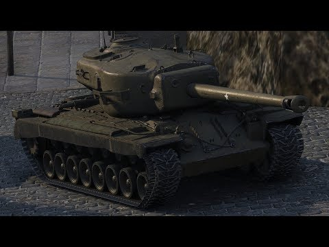 World of Tanks T30 - 8 Kills 10,7K Damage