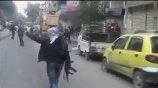 المعارك تقترب من قلب دمشق