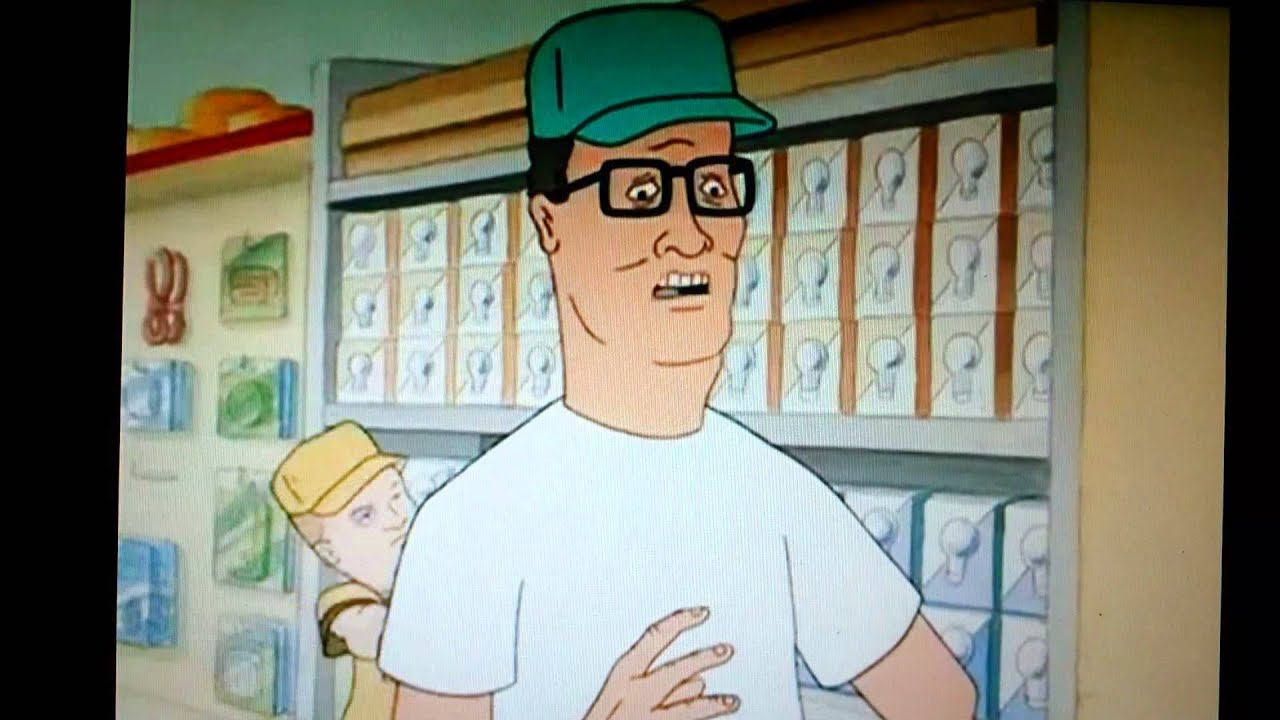 Hank Hill Needs Some Wd40 Youtube