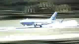 fac ooo1 avion presidencial de colombia aterriza en jose maria cordoba-rionegro(ANT)