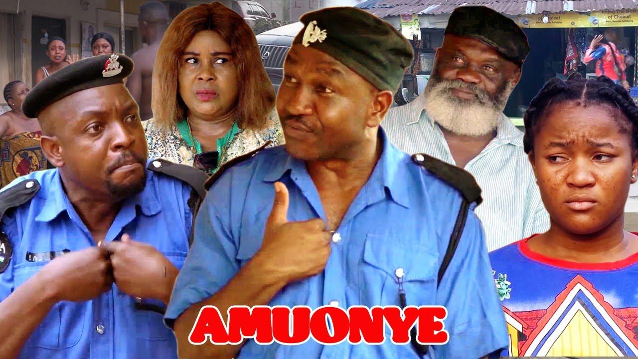 Download AMUONYE - DO GOOD & NCHE 2021 LATEST NIGERIAN NOLLYWOOD IGBO COMEDY MOVIE FULL HD