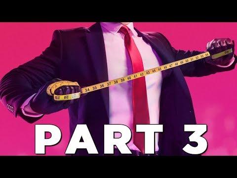 HITMAN 2 Walkthrough Gameplay Part 3 - THE GHOST (PS4 PRO)