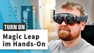Magic Leap One: Die coolste AR-Brille der Welt