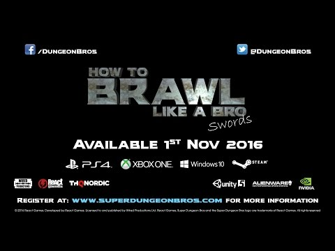 How to Brawl Like A Bro - Swords (ESRB)