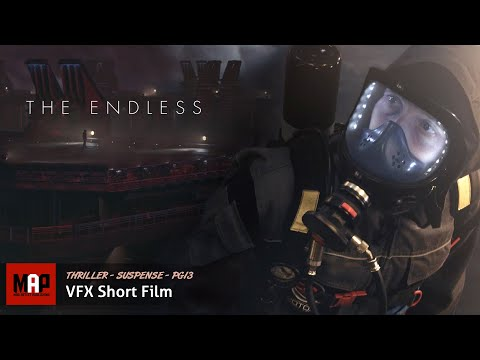 """Live Action CGI VFX Animated Short """"THE ENDLESS"""" Fantastic Film by ArtFX"""