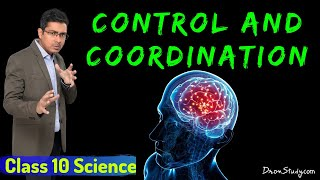 Control and Coordination : CBSE Class 10 X Science (Biology)
