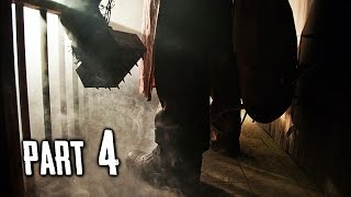 The Evil Within Walkthrough Gameplay Part 4 - Fighting Chance (PS4)