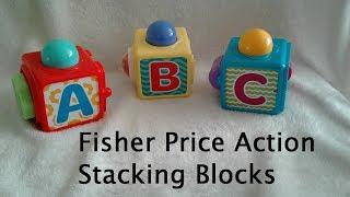 Fisher-Price Stacking Action Blocks