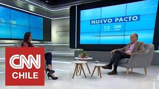 Juan P. Jiménez: Los universitarios están más deprimidos que el resto de los chilenos