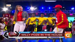 Willy Pozze's  Jig interview  on #10over10