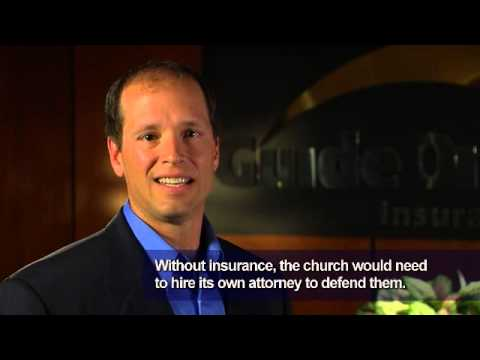 Risk Management and Church Insurance by Eric Spacek, JD ARM
