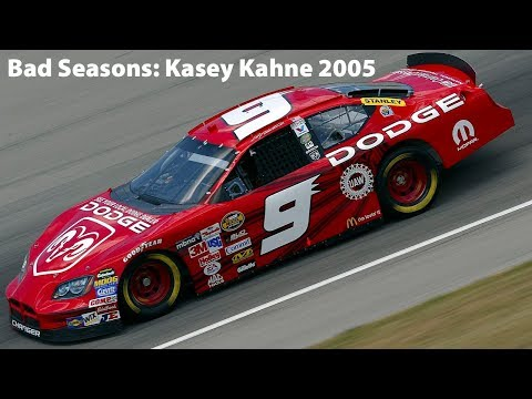 Bad Seasons: Kasey Kahne 2005