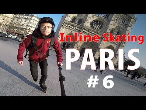 INLINE SKATING PARIS #6 The Comeback!