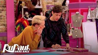 RuPaul's Drag Race | Adore Delano Overshadows Laganja Estranja thumbnail