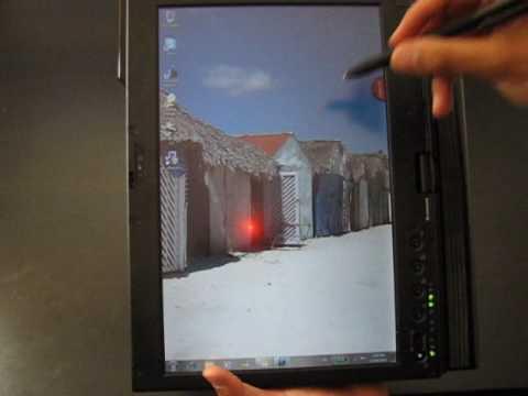 Lenovo Thinkpad x201t Review (x201 tablet PC) thumbnail
