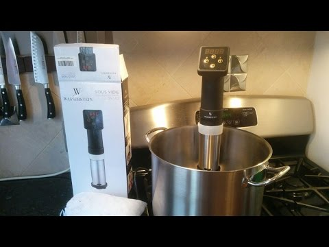 Z Review - Wasserstein Sous Vide Cooker + BALLS [Food Porn Warning!]