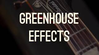 Greenhouse Stonefish,Outlier and Deity Reverb. Mesmerizing Guitar sound