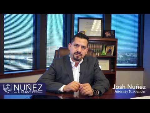 Phoenix Immigration Lawyer - Josh Nuñez of Nuñez & Associates