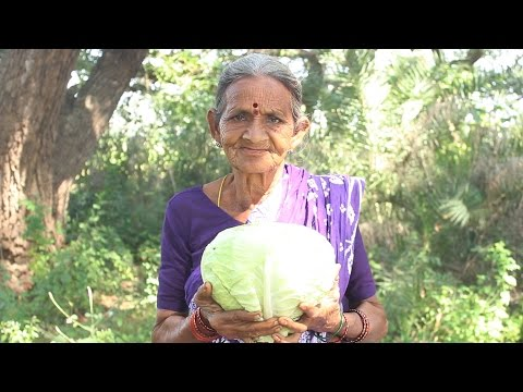 Thumbnail: How To Cook Cabbage Recipes Village Style By My Grandma || Myna Street Food