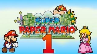 Super Paper Mario - Let