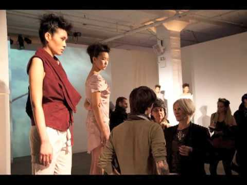 Daniel Vosovic Fall and Winter 2010 Ready to Wear Collection