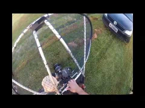 how to make a paramotor