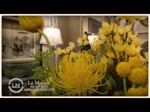 La Maison Antiques Spring Commercial