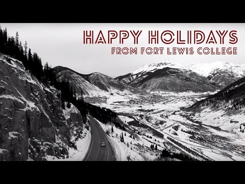 Thumbnail for The best gifts: Fort Lewis College holiday video 2016