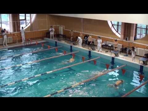 Брасс 50 (бассейн 25 метров) Кубок Москвы среди младших юношей 20-11-2013