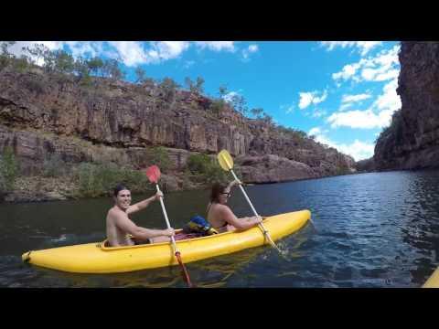 GoPro Hero 4 - Travelling Australia's Northern Territory - Why Everyone Must visit!