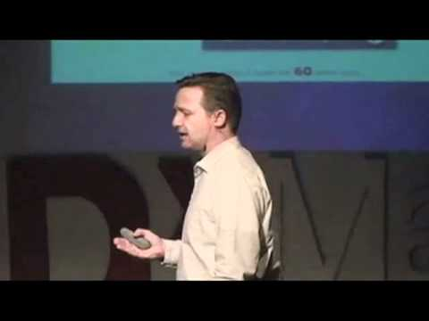TEDxManitoba - John Weigelt - Enabling Canada's Economy Digitally