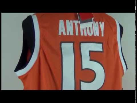 Cheap Wholesale NCAA Basketball Jerseys Best Replica Carmelo Anthony15# Syracuse Jersey Online