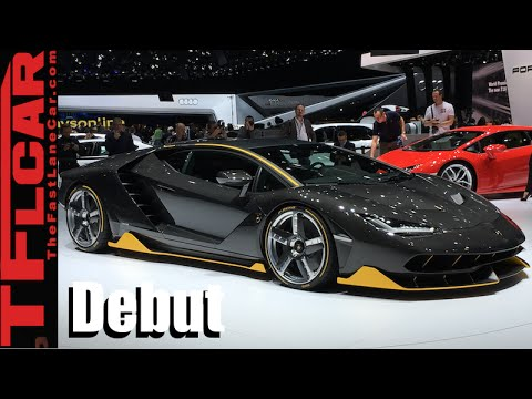 New Super Hypercars Of The Geneva Motor Show The Sexy Women