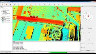 Pos processing and point cloud ...
