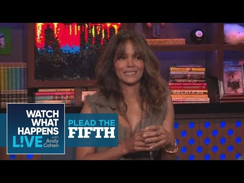 What Rating Does Halle Berry Give 'Catwoman'? | Plead The Fifth | WWHL