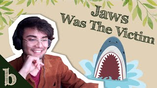 #32 Jaws Was The Victim   The Biome Podcast