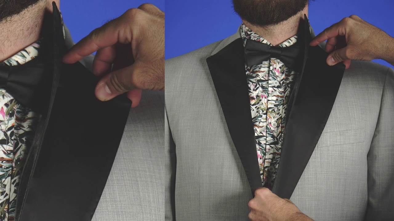 The Lapel Project - As seen on Shark Tank - Transform in seconds, How to  adhere lapels correctly
