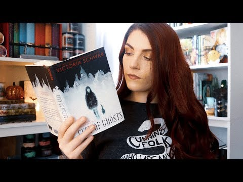 *SPOILERS* CITY OF GHOSTS READING VLOG| #BOOKTEMBER Day 16| Jes Reads Books