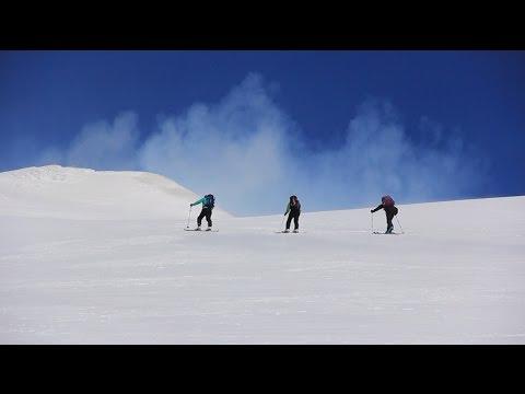 """""""Randoneando Volcanes al Sur de Chile"""""""