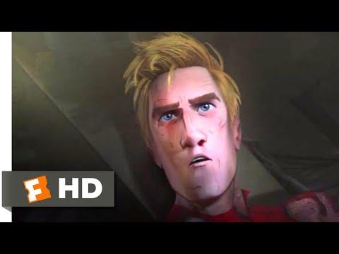 Spider-Man: Into the Spider-Verse (2018) - Killing Spider-Man Scene (5/10)   Movieclips